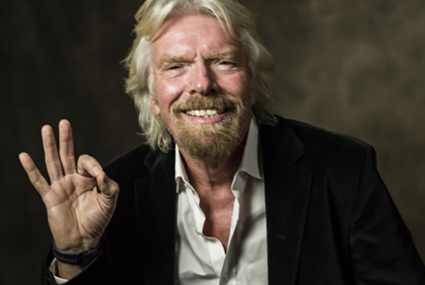 Richard Branson on how to be a successful business owner