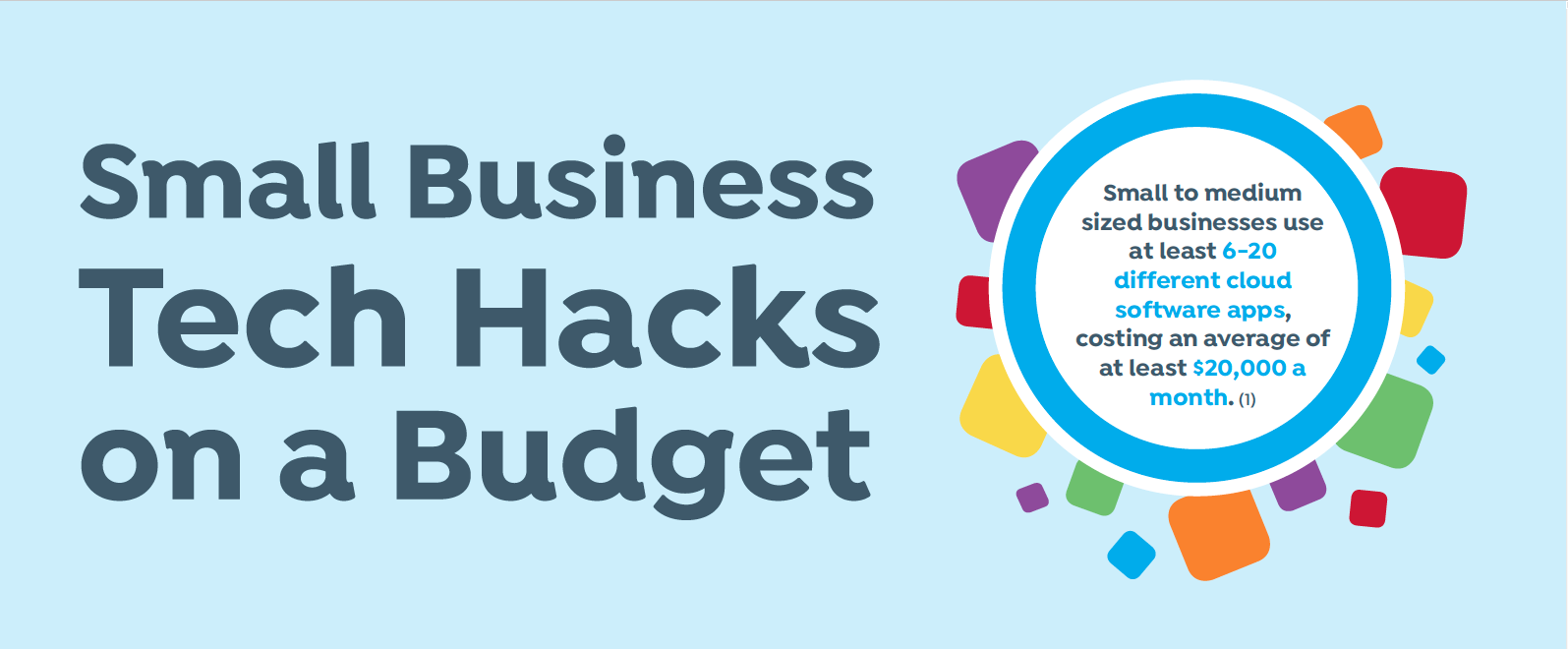 small business tech hacks on a budget